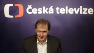 Petr Dvořák, ředitel ČT