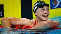 Ledecká v Gold Coast opět překonala vlastní rekord na 1500 metrů