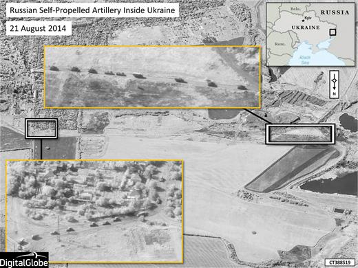 Satelitní snímek 1