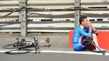 Paralympijský cyklista Ježek na MS spadl, jeho stav je velmi vážný