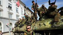 Separatisté vnikli do budovy českého konzulátu v Doněcku