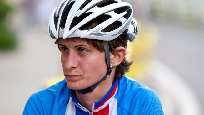 Sáblíková dojela v časovce na cyklistickém MS dvanáctá