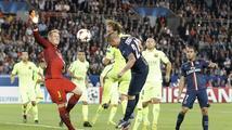 PSG si v Lize mistrů vyšláplo na Barcelonu, padly dva rekordy