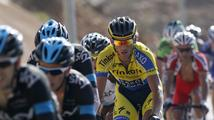 Kreuziger po návratu pomáhal Contadorovi, dojel v hlavním pelotonu