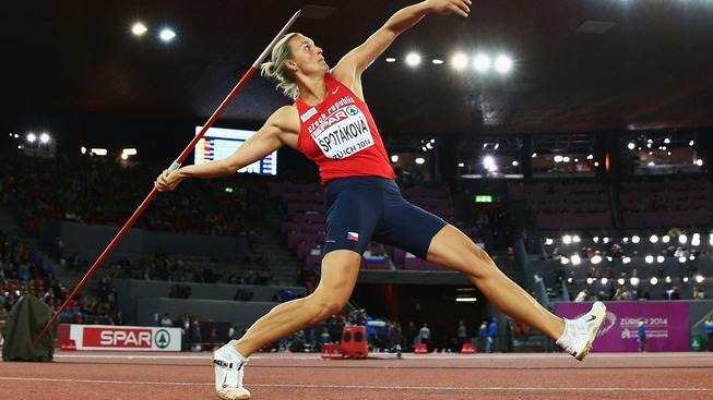 Špotáková chybí v užší nominaci na nejlepší atletku světa