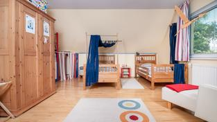 Pro naše děti chceme vždy jen to nejlepší. Netušíme přitom, že i nová podlaha, nábytek, textilie nebo hračky mohou být výrazným zdrojem formaldehydu.