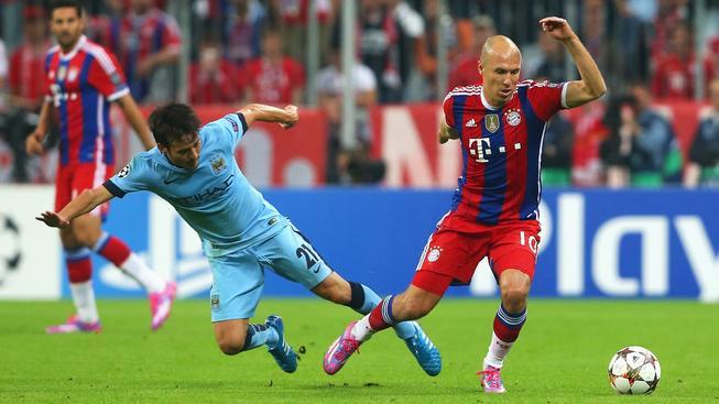 Liga mistrů: Bayern přijede na šlágr do Říma, Chelsea čeká outsider