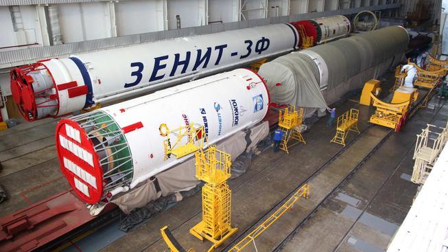 Porošenko chce vrátit Ukrajině status 'kosmické velmoci'