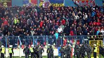 Sparta zaplatí větší pokutu než Slovan a má podmínku na zavření stadionu