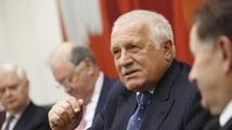 Národní radu pro vzdělávání povede Václav Klaus