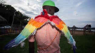 Uganda není zrovna přátelská k homosexuálům