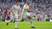 Podzimní 'El Clásico' nabídlo drama se šťastným koncem pro Real