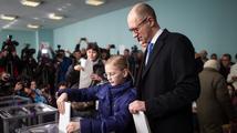 Ukrajinským volbám dominují prozápadní síly. Porošenkův Blok chystá demokratickou koalici