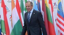 Moskva uzná všechny ukrajinské volby, míní Lavrov