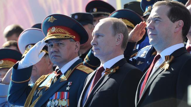 V Kremlu zuří boje o moc mezi liberály a zastánci tvrdé ruky