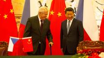 Zeman se v Číně učil, jak stabilizovat společnost