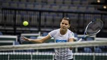 Plán pro finále Fed Cupu poodkryt: V sobotu by měly hrát Kvitová a Šafářová