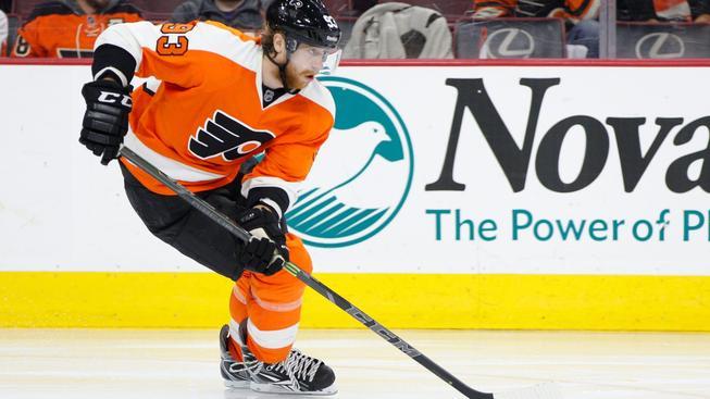 Jakub Voráček nasbíral v NHL už 38 kanadských bodů