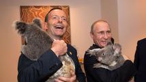 Zpráskaný nebo znuděný? Proč Putin odjel z G20 předčasně