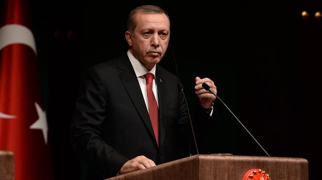 Turecký prezident Recep Erdogan vládne v zemi tvrdou rukou