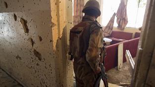 Během masakru ve škole zemřelo 132 dětí.