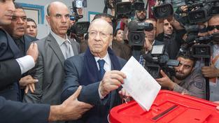 Nový tuniský prezident Kaíd Sibsí