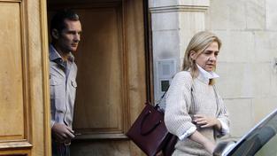Španělská princezna Cristina skončila s manželem před soudem kvůli daňovým únikům