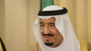 Král Saudské Arábie Salmán bin Abd al-Azíz