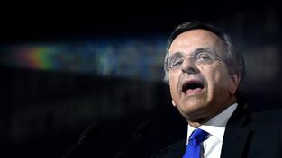 Opozice chce podle řeckého premiéra Antonise Samarase vyhodit zemi do povětří