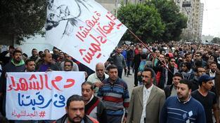 Protesty v Alexandrii umocnila páteční smrt 17leté studentky