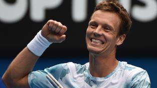 Tomáš Berdych porazil Rafaela Nadala po dlouhých 9 letech