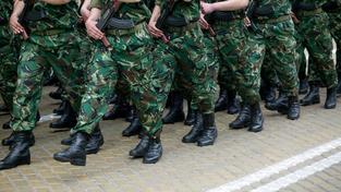 Hranice s Tureckem bude kromě pohraniční policie hlídat i 180 bulharských vojáků (ilustrační snímek)