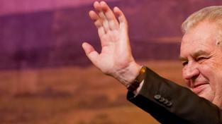 Nejvýraznější osobností uplynulého roku je podle české veřejnosti prezident Miloš Zeman