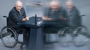 Soliradita je jedna věc, ale vydírat bychom se nechat neměli, říká Wolfgang Schäuble