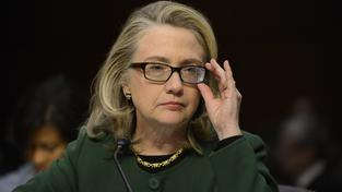 Americká exministryně zahraničí Hillary Clintonová
