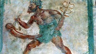 Antičtí umělci to s velikostí také přeháněli