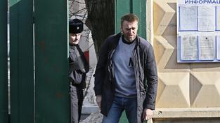 Alexej Navalnyj mohl po 15 dnech opustit vězení