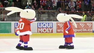 V zahajovacím ceremoniálu budou hrát hlavní roli maskoti šampionátu Bob a Bobek