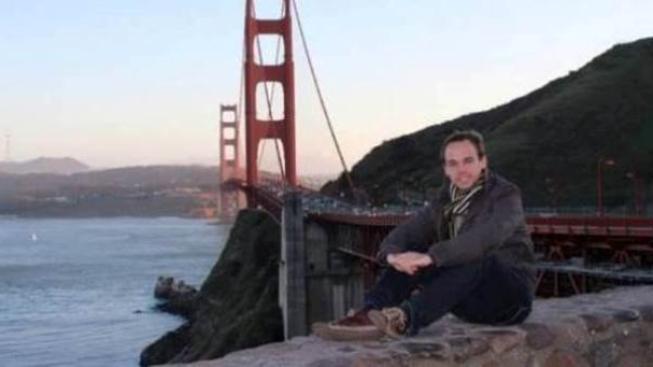 Údajná fotografie Andrease Lubitze, která se se objevila na sociálních sítích