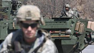 Běžný přesun amerických vojáků vyvolal v Česku hysterii. Ilustrační snímek