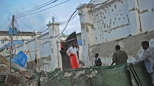 Islamisté zaútočili na hotel v centru Mogadiša