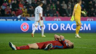 Český tým remizoval v kvalifikaci s Lotyšskem