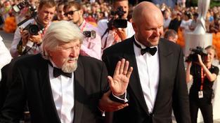 Miroslav Ondříček se synem Davidem