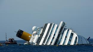 Loď Costa Concordia převážela i něco jiného, než jen cestující