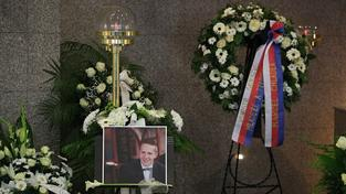 Žena během svého útoku zabila studenta Petra Vejvodu