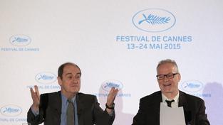 Podle Theirryho Frémauxe a  Pierra Lescureho selfies na červený koberec nepatří