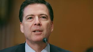 Šéf americké FBI James Comey