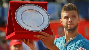 Český tenista Jiří Veselý prohrál ve finále turnaje v Bukurešti