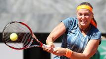 České tenisové jedničky skončily na římské antuce ve čtvrtfinále