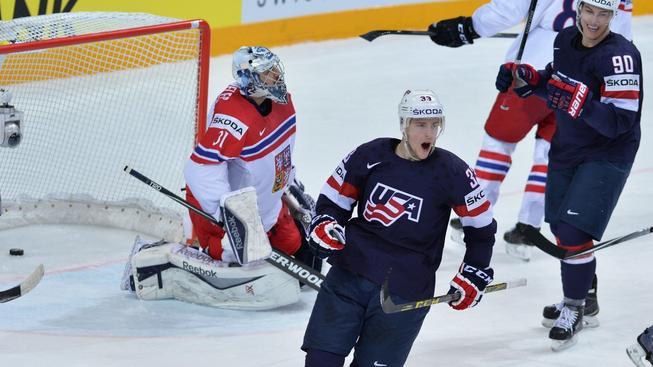 Češi boj o bronz s Američany prohráli